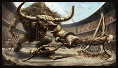 15 Amazing Mythical Creature Illustrations Of Ancient Greece   Bashooka   Web & Graphic Design