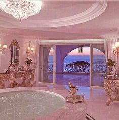 luxury interior house design for you 32 > Home Simple Dream Bathrooms, Dream Rooms, Luxury Bathrooms, Mansion Bathrooms, Romantic Bathrooms, Dream Home Design, My Dream Home, Dream Life, Aesthetic Rooms