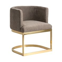 Silla betliar Gris Taupe, Estilo Art Deco, Vanity Bench, Home Furniture, Accent Chairs, Modern, Design, Home Decor, Products