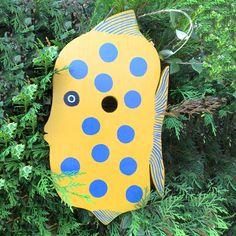 Lindleywood - Handmade Fish Bird Box