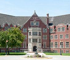 Windsor Hall at Purdue University