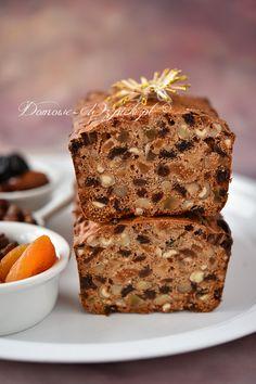 Chleb owocowy (Früchtebrot)
