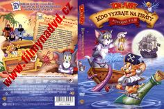 Tom and Jerry Shiver Me Whiskers Wiggles Birthday, Cat Mouse, Movie Covers, Tom And Jerry, Original Movie, Covered Boxes, Box Art, I Movie, Cover Art