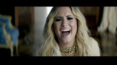 Videoclip Let It Go - Demi Lovato (Frozen)
