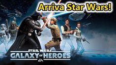 Star Wars: Gli eroi della galassia! - Android - (Salvo Pimpo's)