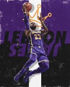 Pin by dylan wilson on lebron james баскетбол, футболки, плакат. Lebron James Poster, King Lebron James, Lebron James Lakers, Nike Lebron, Basketball Posters, Basketball Art, Basketball Legends, Basketball Design, Basketball Cupcakes