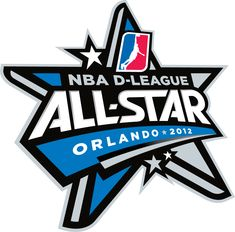 NBA D-League All-Star Game Primary Logo (2012) - 2012 NBA D-League All-Star Game…