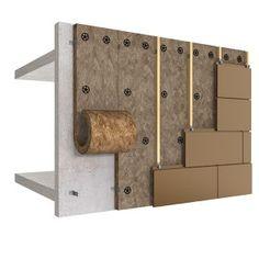Nouveaux produits bâtiment : Isolation thermique des murs par lextérieur sous bardage rapporté Performance et sobriété avec la nouvelle gamme SmartFaçade de Knauf Insulation