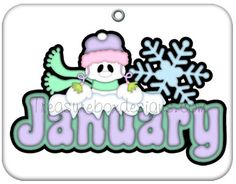 January Birthday Clip Art | January Ice Skating Kids Clip Art ...