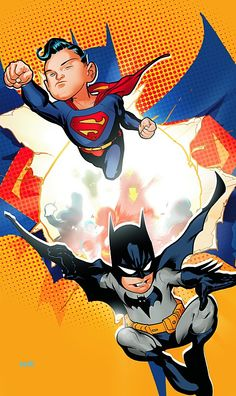Superman/Batman #51 cover by Ryan Sook