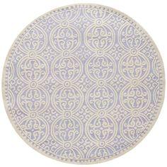 Varick Gallery Martins Lavender/Ivory Rug & Reviews | Wayfair