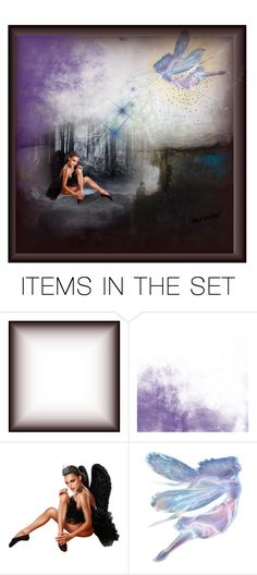 """""""Good vs evil!"""" by callmerose ❤ liked on Polyvore featuring art"""