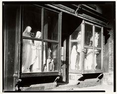 Saints for Sale (1932) | Photo © Berenice Abbott / Commerce Graphics Ltd. Inc. | The Met