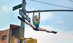 Les athlètes sont parmi nous… Et ils s'immiscent à merveille dans notre quotidien