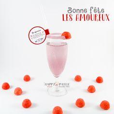 #pailles #sweettable #stvalentin www.happypaille.com #love #amoureux