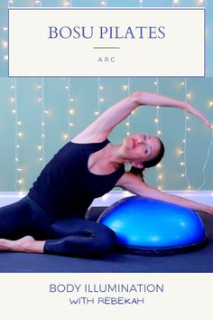 Pilates full body toning 30 minutes💜 Pilates workout with Bosu You Fitness, Fitness Goals, Fitness Tips, Pilates Workout, Butt Workout, Exercise, Circuit Training, Strength Training, Yoga History