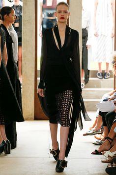 Giuliana Romanno São Paulo Fall 2016 Fashion Show