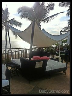 76c94b448750d Club Med Ixtapa Poolside Bed  Made and waiting for me! Family Vacation  Destinations