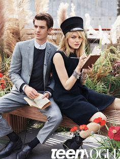 Andrew Garfield Suited for Teen Vogue - Tumblr