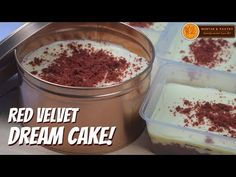 Yema Cake Recipe, Buttercream Recipe, Icing Recipe, Chocolate Dream Cake Recipe, Chocolate Pastry, Pinoy Dessert, Filipino Desserts, Filipino Food, Mini Cheesecake Recipes