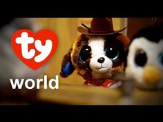 Ty World Beanie Boos YouTube web series  episode 1