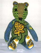 Show details for Small Green Bear