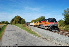 RailPictures.Net Photo: UP 1996 Union Pacific EMD SD70ACe at Boughtonville, Ohio by John Puda