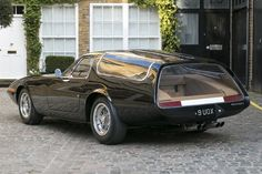 1972 Ferrari 365 GTB/4 'Daytona' - Shooting Brake
