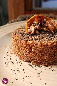 Bizcocho almendrado   #Recetas de cocina   #Veganas - Vegetarianas  ecoagricultor.com Sweet Recipes, Vegan Recipes, Vegan Food, Vegan Biscuits, Cake Craft, Almond Cakes, Sweet Bread, Going Vegan, Food For Thought