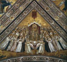 Basílica inferior de Asís