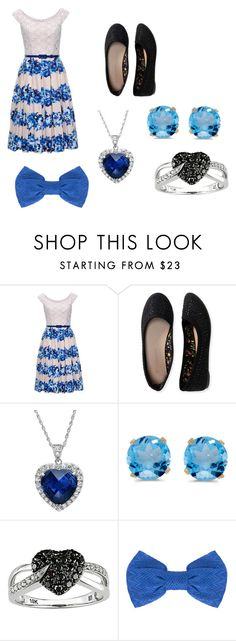 """""""Blue Saphire"""" by helenesk0806 on Polyvore featuring Aéropostale, Amanda Rose Collection, BillyTheTree, Ice, Missoni, women's clothing, women, female, woman and misses"""