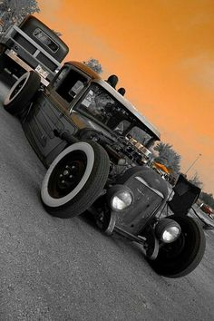 Rat Rod - looks too good for a ratrod