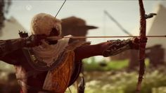 An accurate Assassin's Creed Origins gameplay trailer