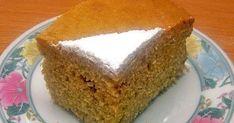 Greek Sweets, Greek Desserts, Greek Recipes, The Kitchen Food Network, Chiffon Cake, Carrot Cake, Cake Cookies, Food Network Recipes, Vanilla Cake