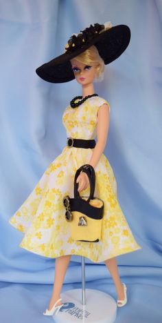 Silkstone BArbie Fashion Sunny Days by ShhDollWorks on Etsy