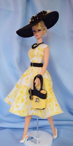 Silkstone BArbie Fashion Sunny Days by ShhDollWorks on Etsy