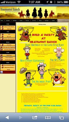 Texas Dude Ranch.... Fun!