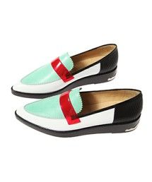TOGA(トーガ)のLoafer shoes(ドレスシューズ)|詳細画像