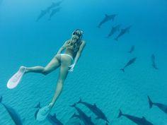 #underwater #sea