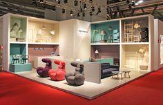 Exhibition Design | Exhibit Design | Salone Del Mobile Milano 2012 by Normann Copenhagen, via Flickr