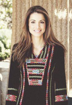 mcqueenkate:  Queen Rania of Jordan