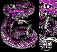 Serpanther and Mariachi Shirts by Pale Horse , via Behance New T Shirt Design, Shirt Designs, Pale Horse, Horse Illustration, Horse Shirt, Horses, Make It Yourself, Custom Sneakers, Artist