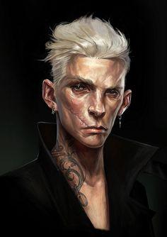 Resultado de imagen de the art of dishonored 2