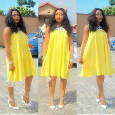 African Attire, African Wear, African Dress, African Print Fashion, African Fashion Dresses, Fashion 101, Fashion Outfits, Nigerian Outfits, Dresses For Pregnant Women