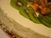 Veeldig god ostekake! (A really good cheese cake, recipe in Norwegian)