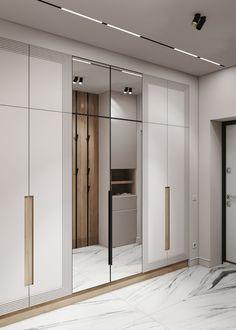 Wall Wardrobe Design, Wardrobe Interior Design, Wardrobe Door Designs, Wardrobe Room, Bedroom Closet Design, Modern Bedroom Design, Closet Designs, Home Room Design, Bathroom Interior Design