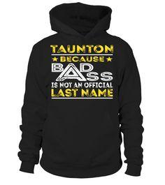 TAUNTON - Badass #Taunton