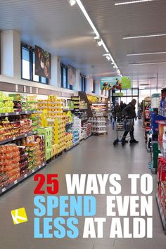 Aldi offers great deals on food, alcohol, and more. Save as much as on your next grocery bill with these Smart Ways to Save More Money at Aldi! Save Money On Groceries, Ways To Save Money, Money Tips, Money Saving Tips, Money Budget, Managing Money, Groceries Budget, Free Groceries, Money Hacks