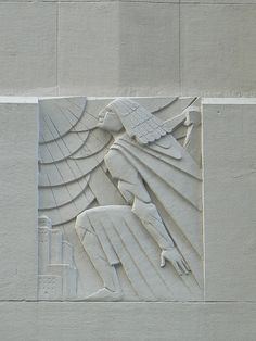 art deco furniture Art Deco frieze around the entry of the Title Insurance Company Building, 130 Montgomery Street, San Francisco (built Architects: OBrien Brothers and W. Arte Art Deco, Art Deco Home, Architectural Sculpture, Architectural Elements, Art Nouveau, Art Deco Buildings, Art Deco Pattern, Art Deco Furniture, Art Deco Design