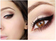 Alina Rose Makeup Blog: Makijaż: lśniąca kreska.